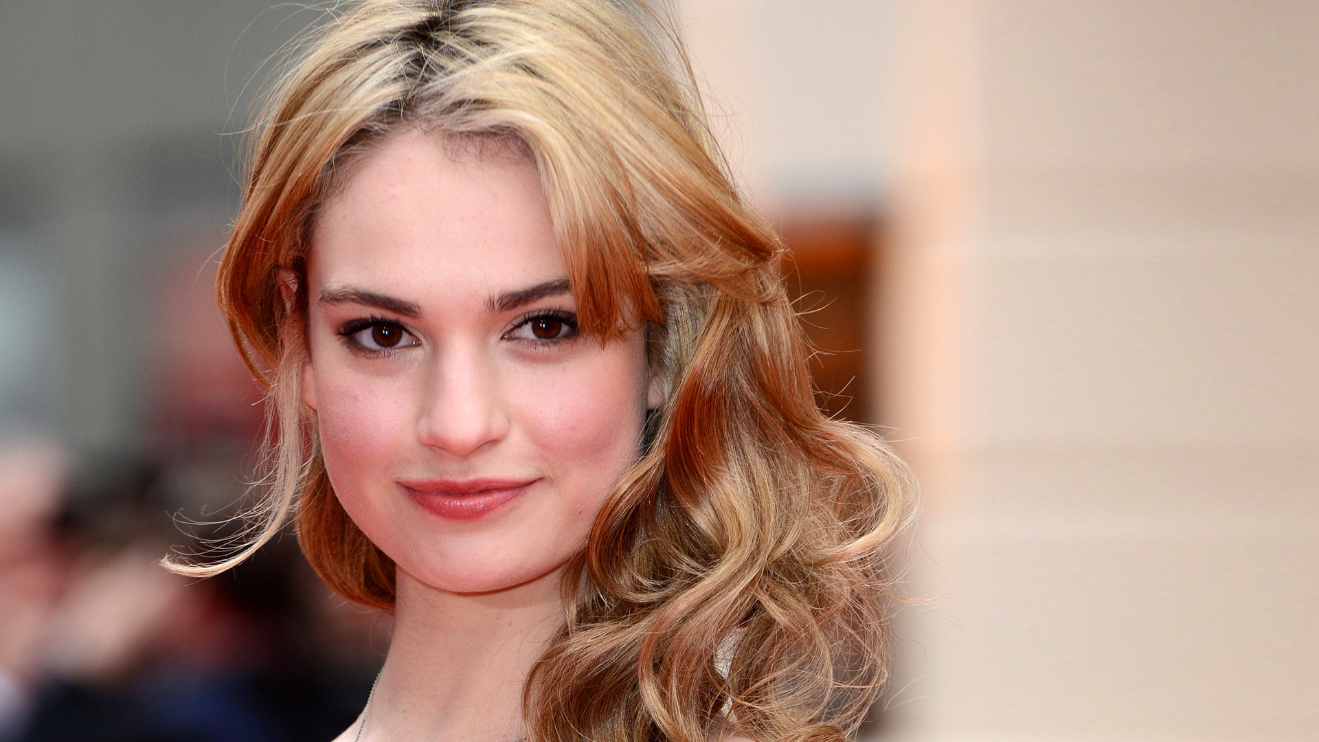 Lily James Named Newest Face Of Burberry Pursuitist
