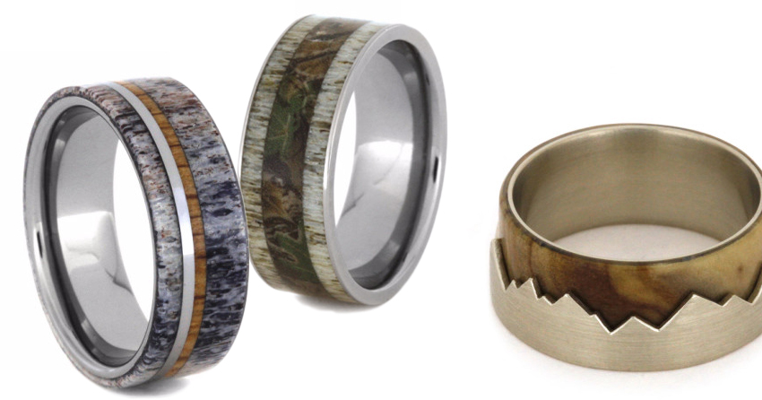 Rings for Men from Jewelry by Johan