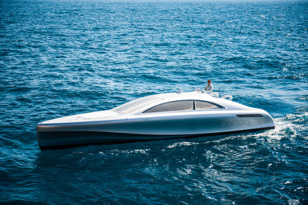 Mercedes-Benz Premieres $1.7 Million Arrow 460 Granturismo Luxury Yacht