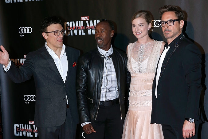 Robert Downey Jr. Wears Jaeger-LeCoultre Watch To Captain America Civil War Premiere2
