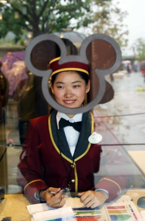 Shanghai Disney Resort's