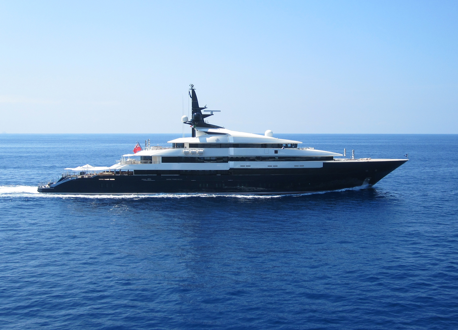 The World's Most Expensive Yacht Charter: Steven Spielberg's The Seven Seas