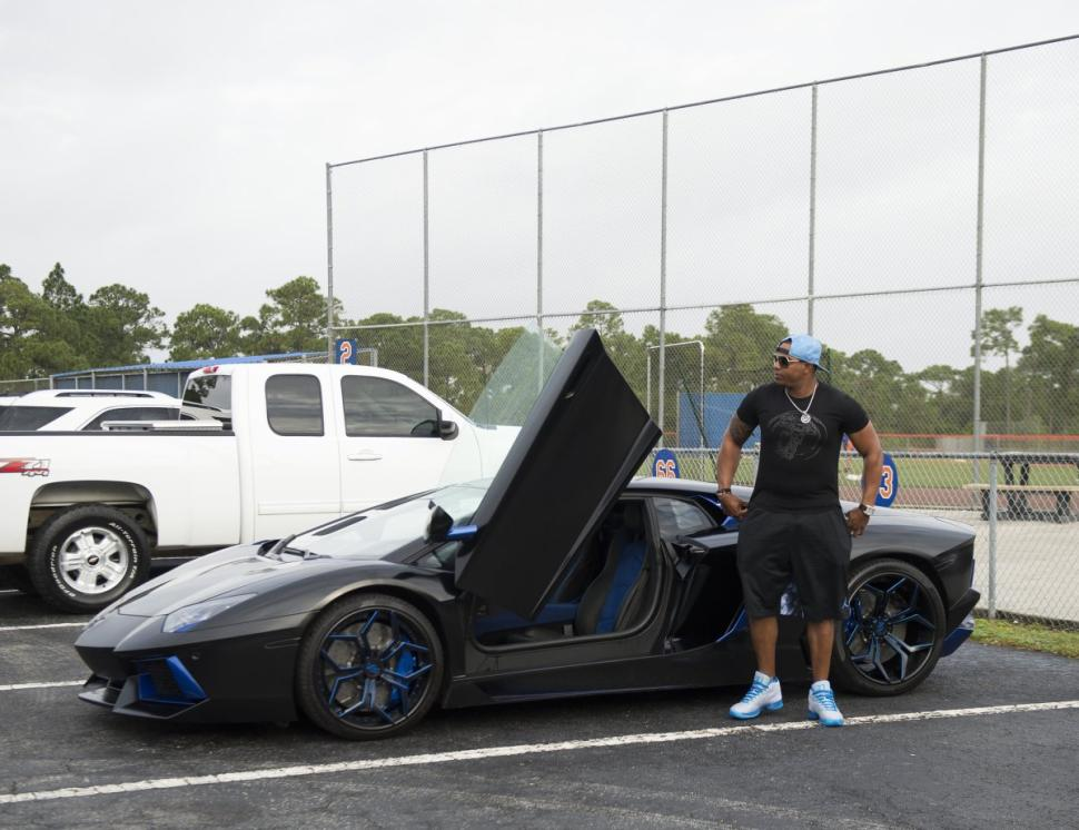 Yoenis Cespedes Is Selling His Fire-Spitting Lamborghini