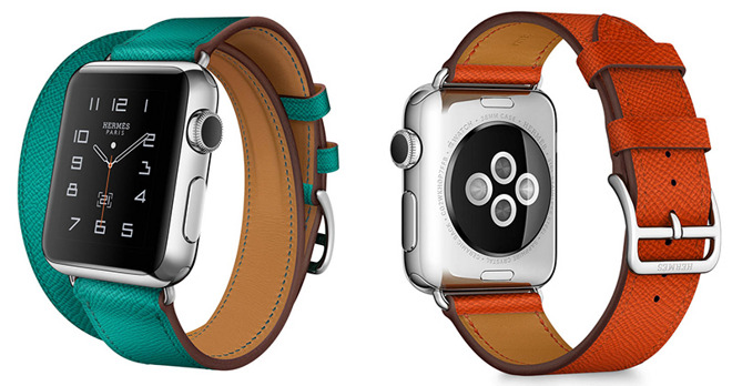 Hermes' New Apple Watch Bands Are Selling Separately