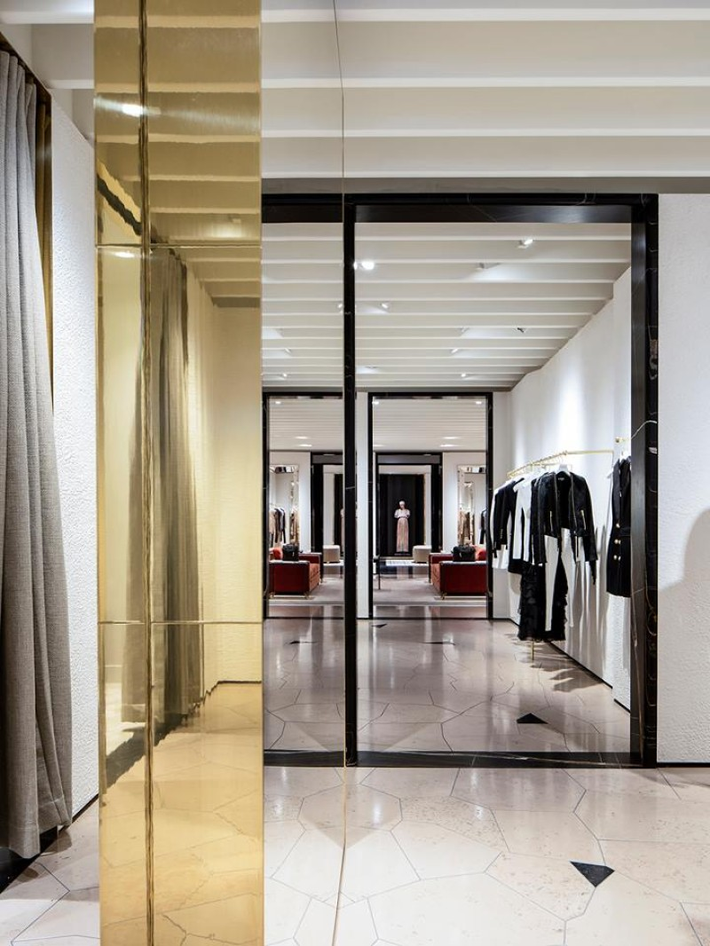 balmain_NEW_YORK_FLAGSHIP_1