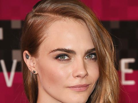 Cara Delevingne Is The Brand Ambassador For Rimmel London