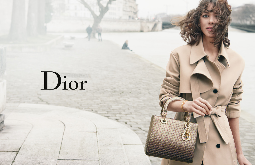 Marion Cotillard Returns As Lady Dior