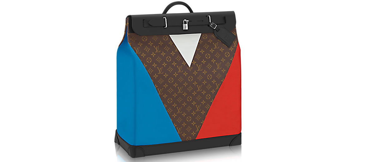 Louis Vuitton Monogram Macassar Regatta Steamer Is The Most Expensive Bag Of America's Cup Collection