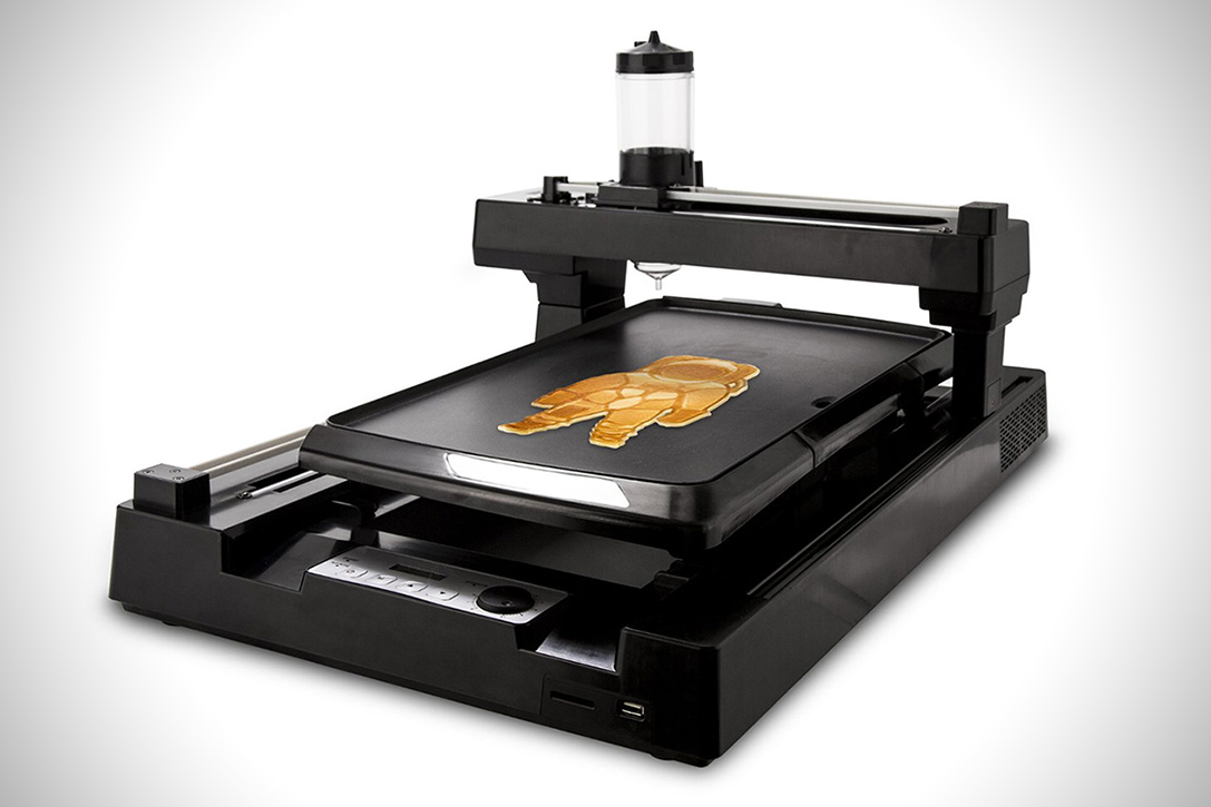 PancakeBot: Print Your Breakfast
