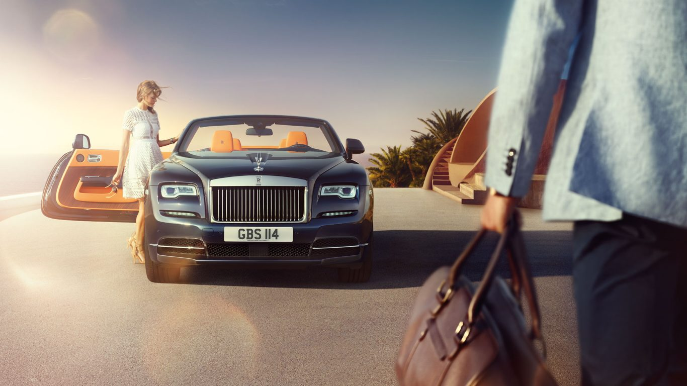 Welcoming the Dawn: The Newest Rolls-Royce