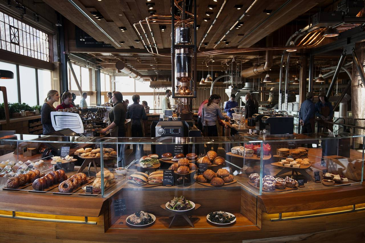 World's Largest Starbucks To Open In New York City
