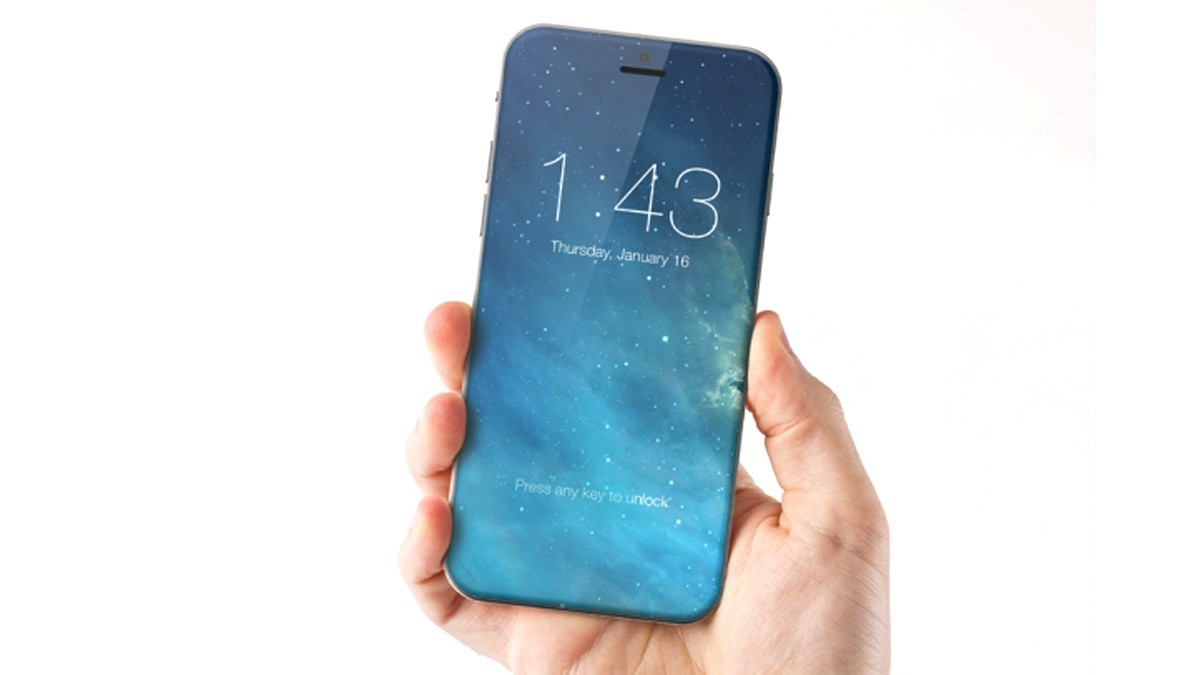 Apple's iPhone 8 Will Be 'All Glass'