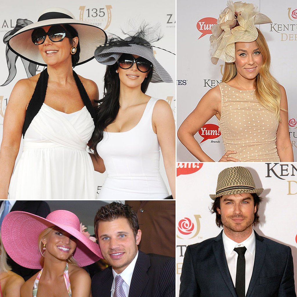 Celebrities-Kentucky-Derby