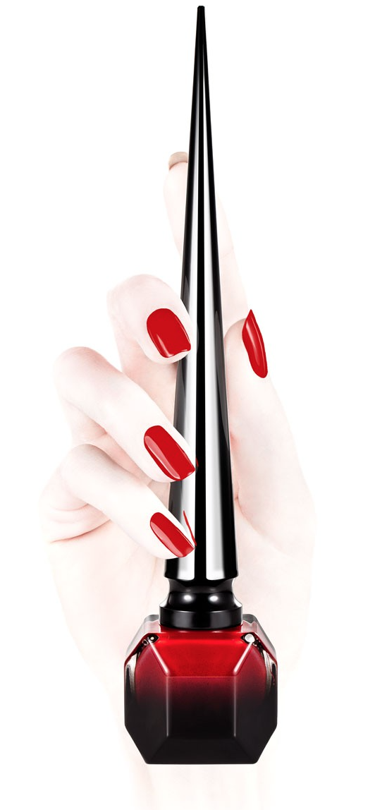 Christian Louboutin Neo-Red Nail Polish Collection2