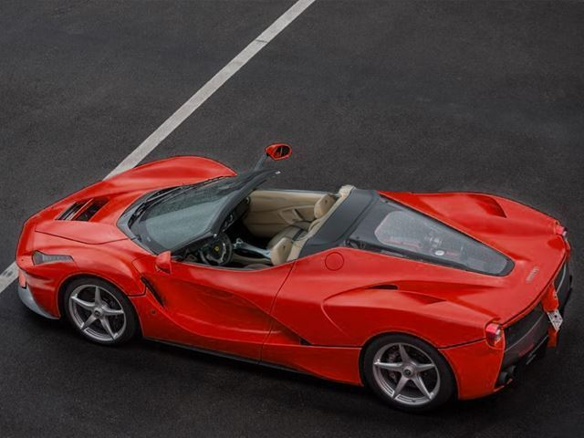 Convertible Ferrari LaFerrari Spider Confirmed