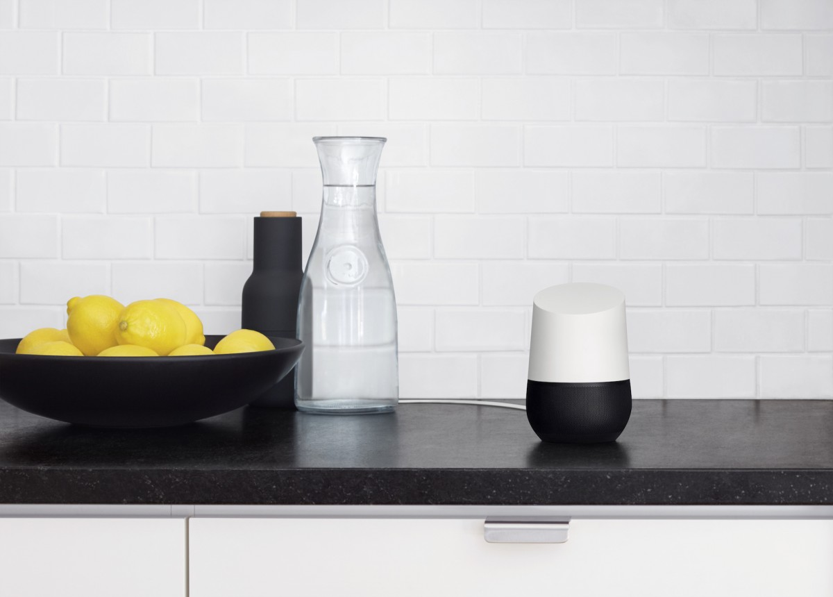 Google Home Speaker Unveiled