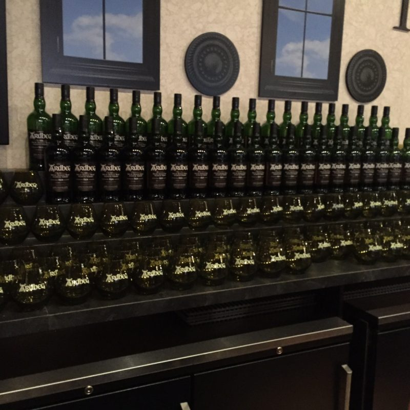 Famous Distillery Fetes Ardbeg Day With Super Trendy Tech... and Its Darkest Release Ever