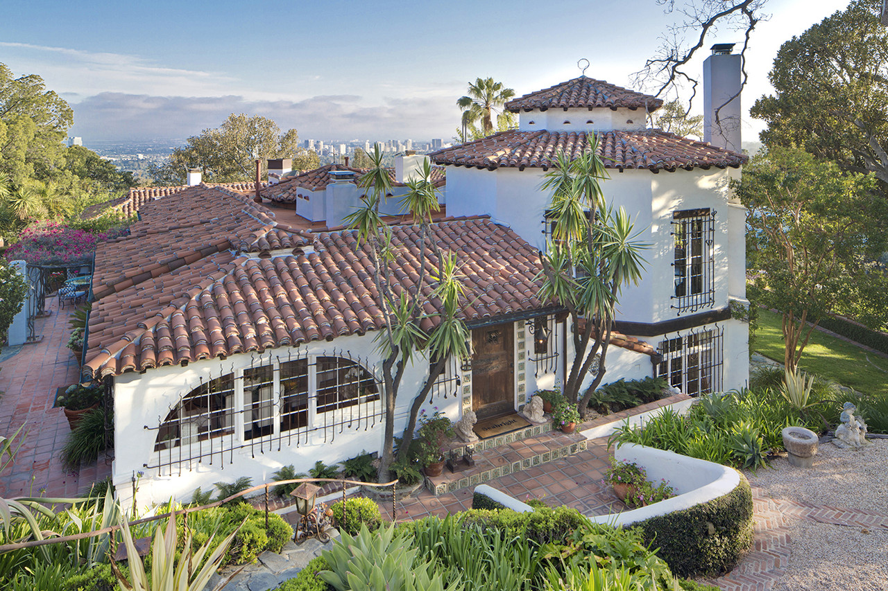 Inside John Barrymore's Former $29.95 Million Beverly Hills Estate