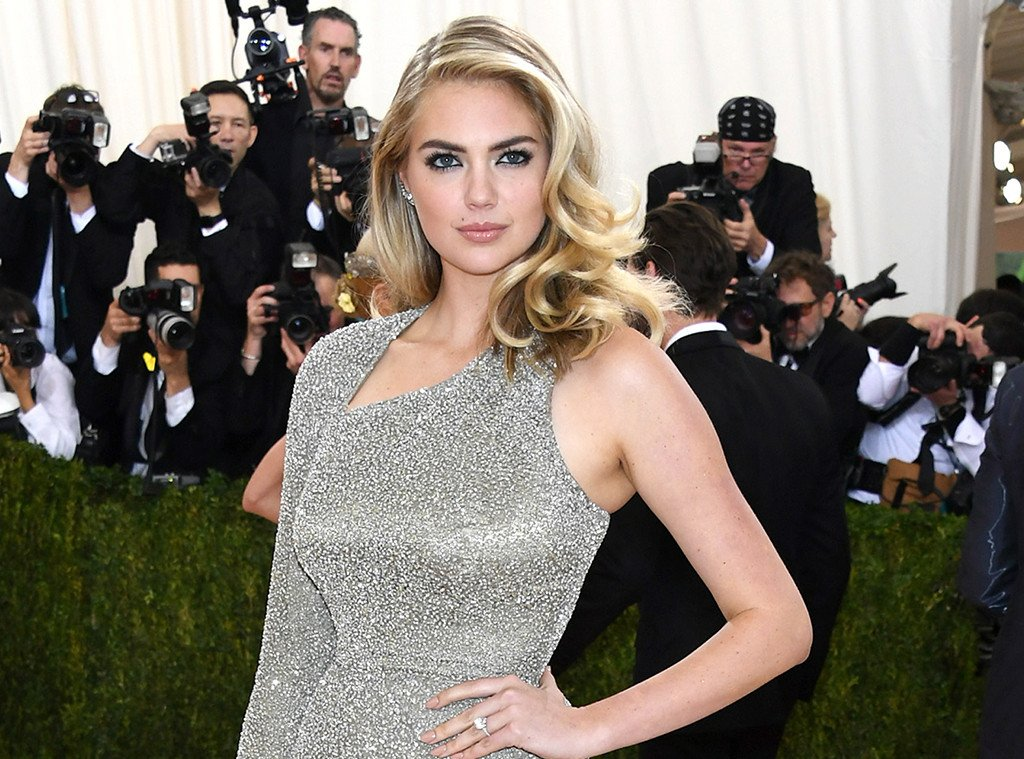 Kate Upton and Justin Verlander Announce Engagement at Met Gala2