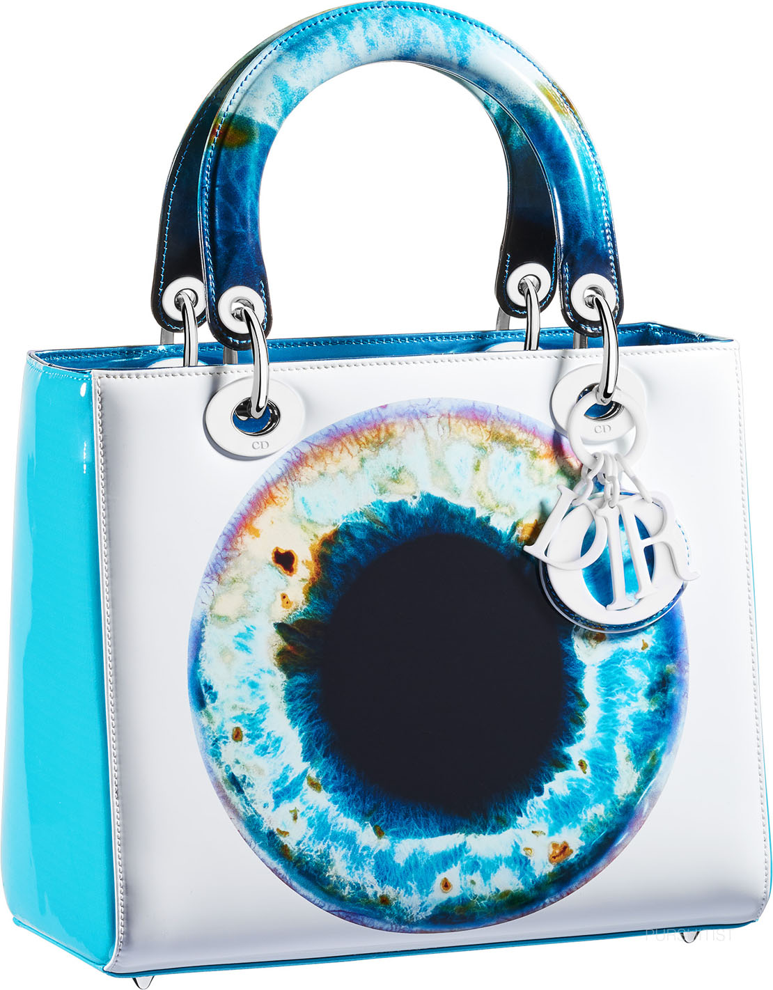 Marc Quinn Designs Lady Dior Handbags