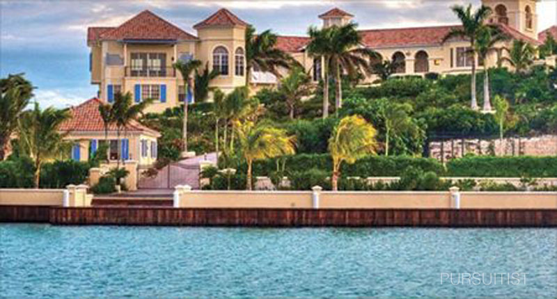 Prince's Turks and Caicos Island Mansion001