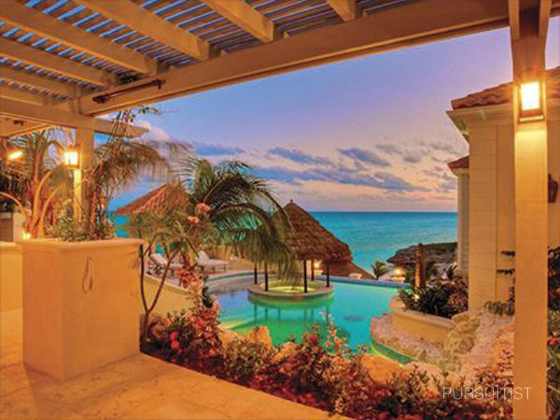 Prince's Turks and Caicos Island Mansion003
