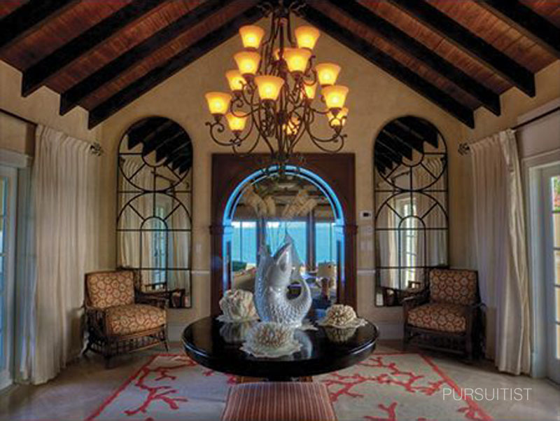 Prince's Turks and Caicos Island Mansion004