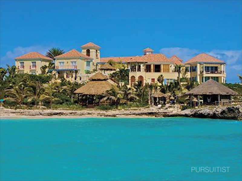 Prince's Turks and Caicos Island Mansion006