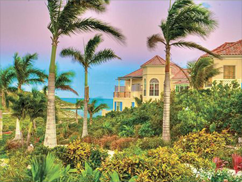 Prince's Turks and Caicos Island Mansion009