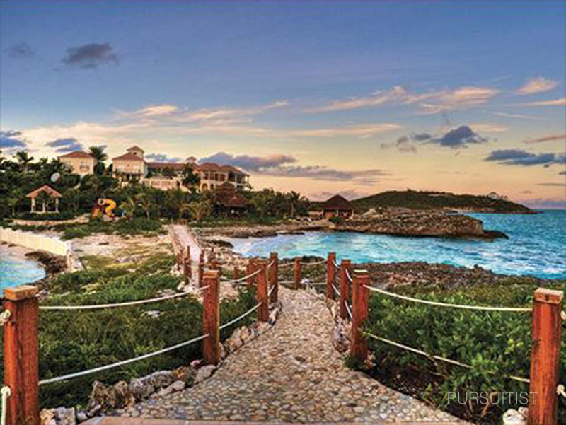 Prince's Turks and Caicos Island Mansion011