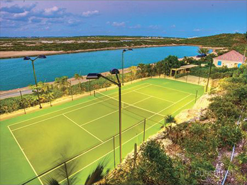 Prince's Turks and Caicos Island Mansion013