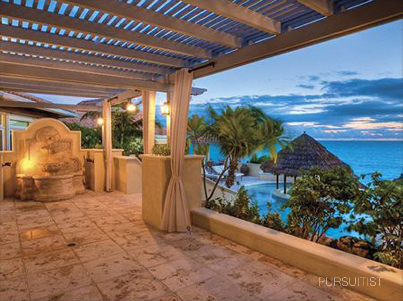 Prince's Turks and Caicos Island Mansion014