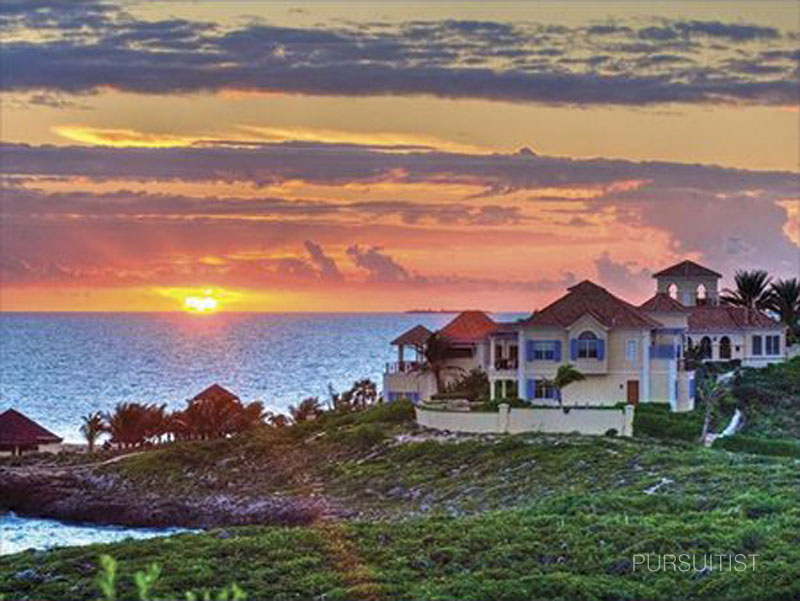 Prince's Turks and Caicos Island Mansion