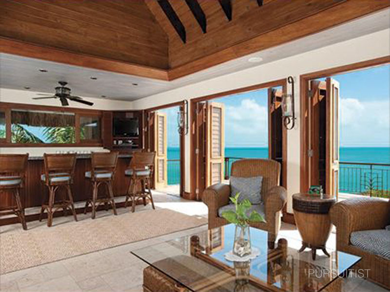 Prince's Turks and Caicos Island Mansion017
