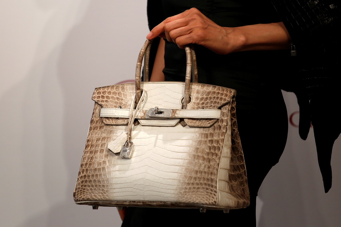The Most Expensive Handbag Ever Sold: Diamond-encrusted Hermès Sells For $300K