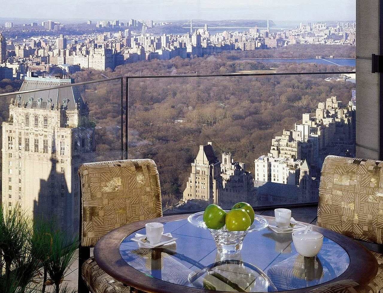 The World's 5 Most Expensive Suites