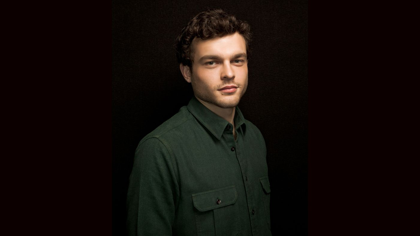 Alden Ehrenreich Is The New Han Solo