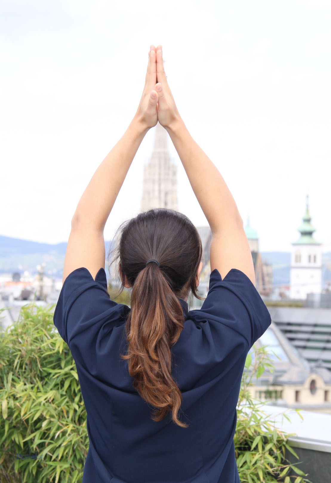 Yoga Over The Vienna Rooftops With Ritz-Carlton008