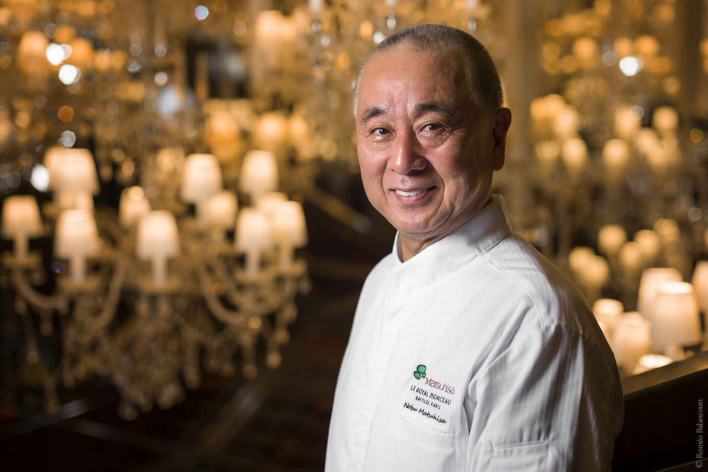 Chef Nobu Matsuhisa Opens His First Restaurant in France
