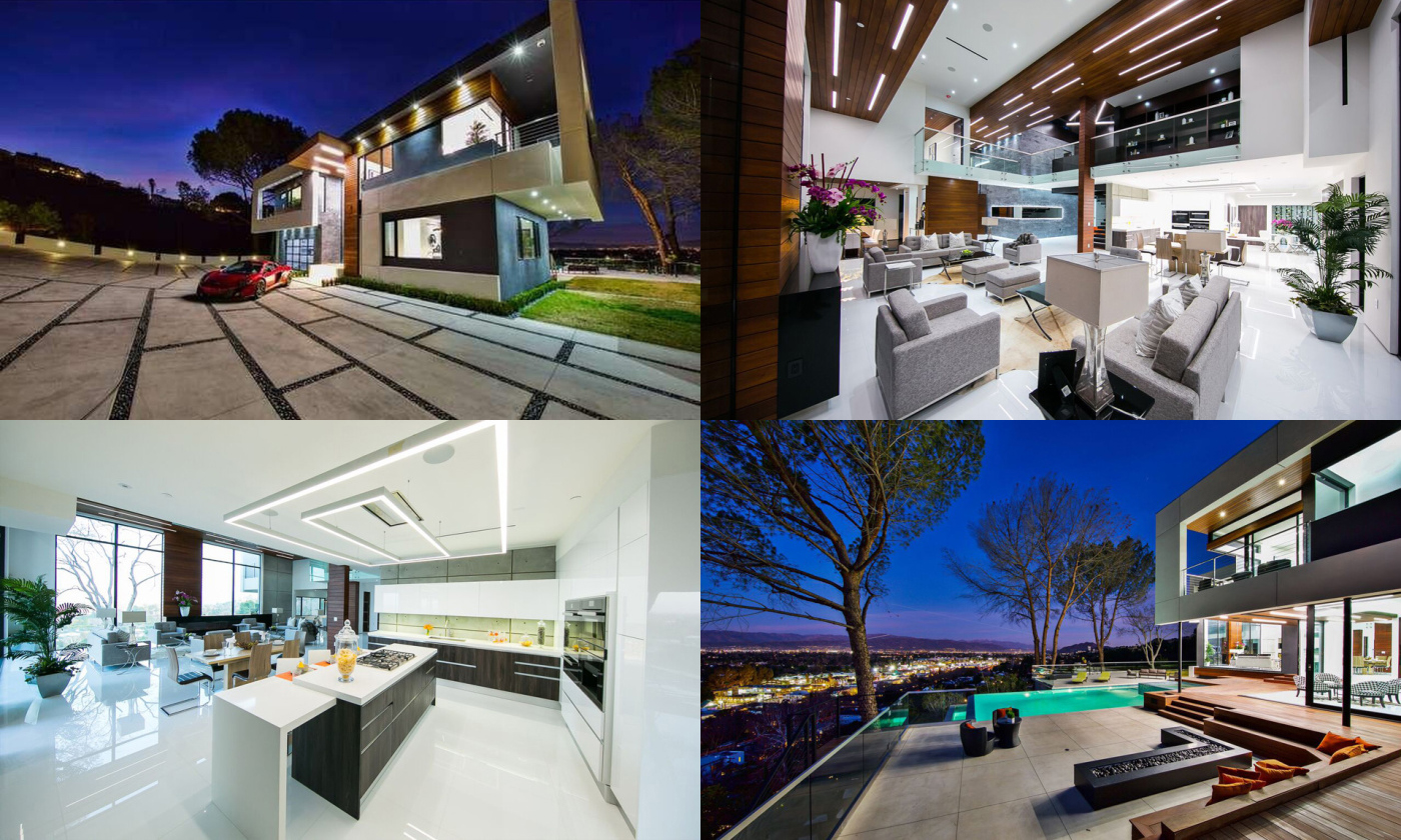 Gavin Rossdale Purchases Home in Studio City for $7.6 Million