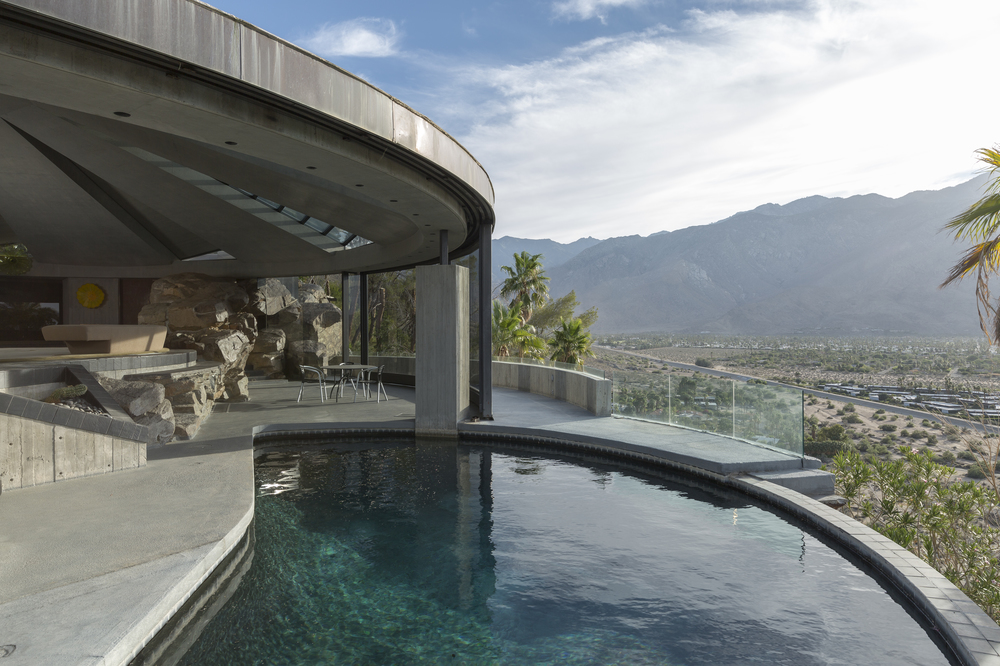 Daily Dream Home: James Bond's Palm Springs Abode