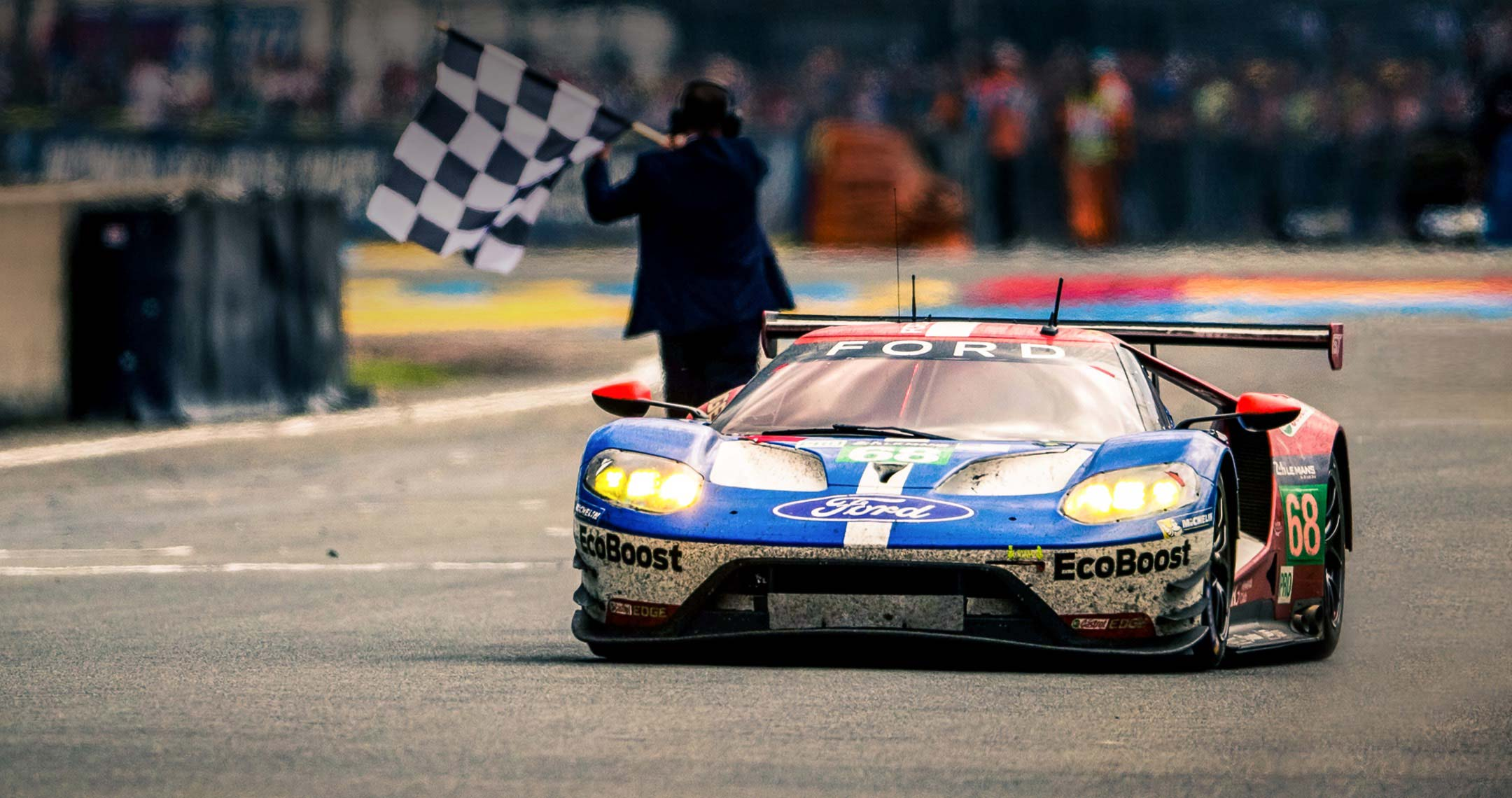 Building A New Car And Racing It At Le Mans Is Monumental Task We Took On Conquered The Gest Challenge In Sportscar 24