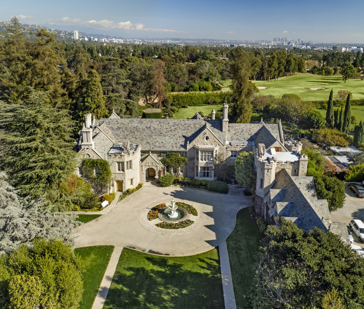 Playboy Mansion Sold to Billionaire Twinkies Chief