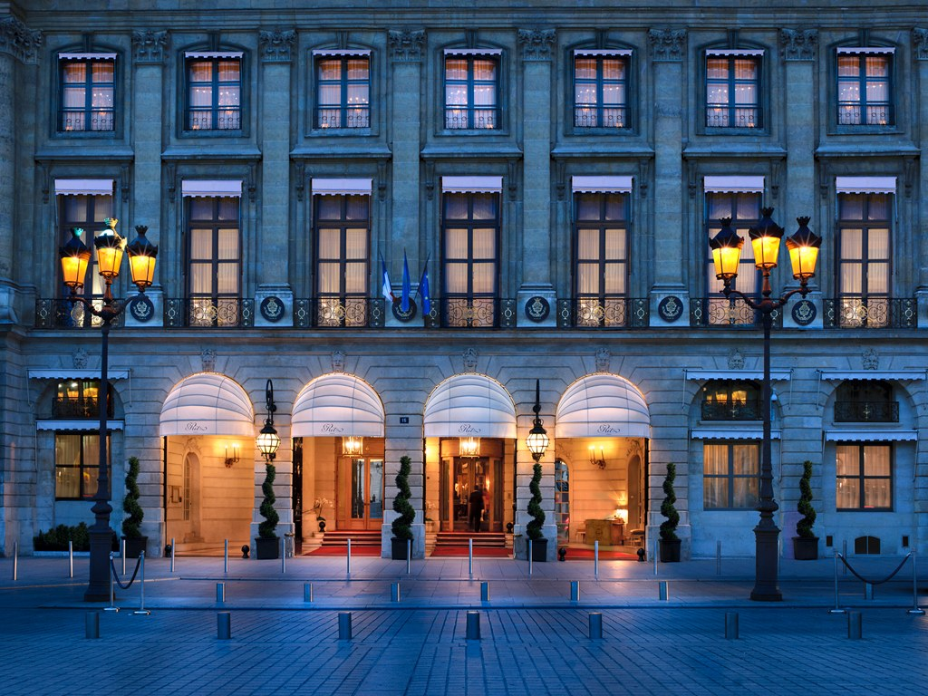 The Paris Ritz Hotel On The Place Vendome Reopens