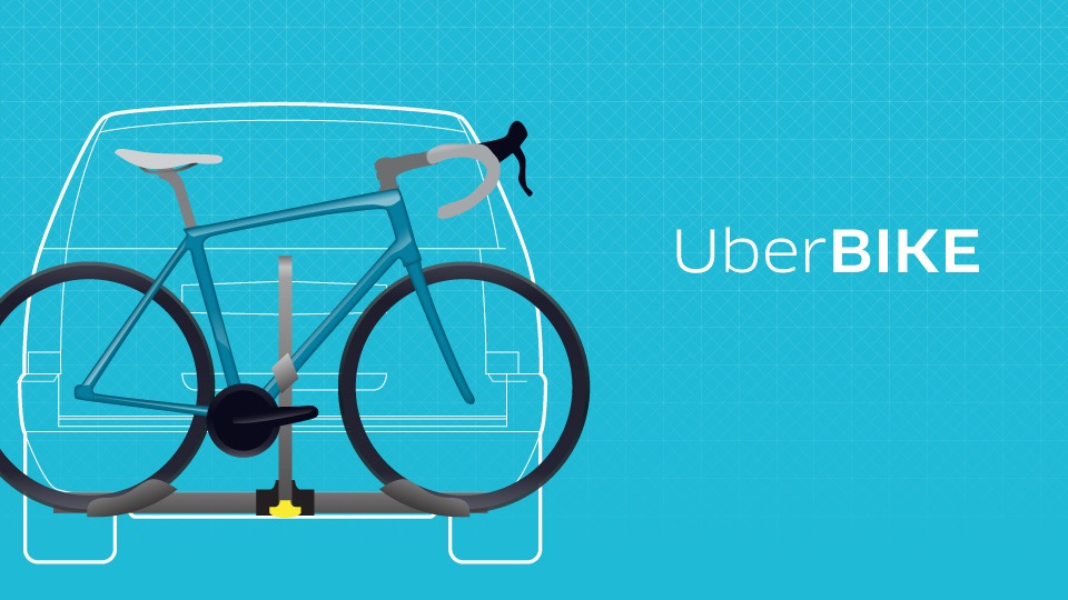Uber Bike Unveiled In Amsterdam