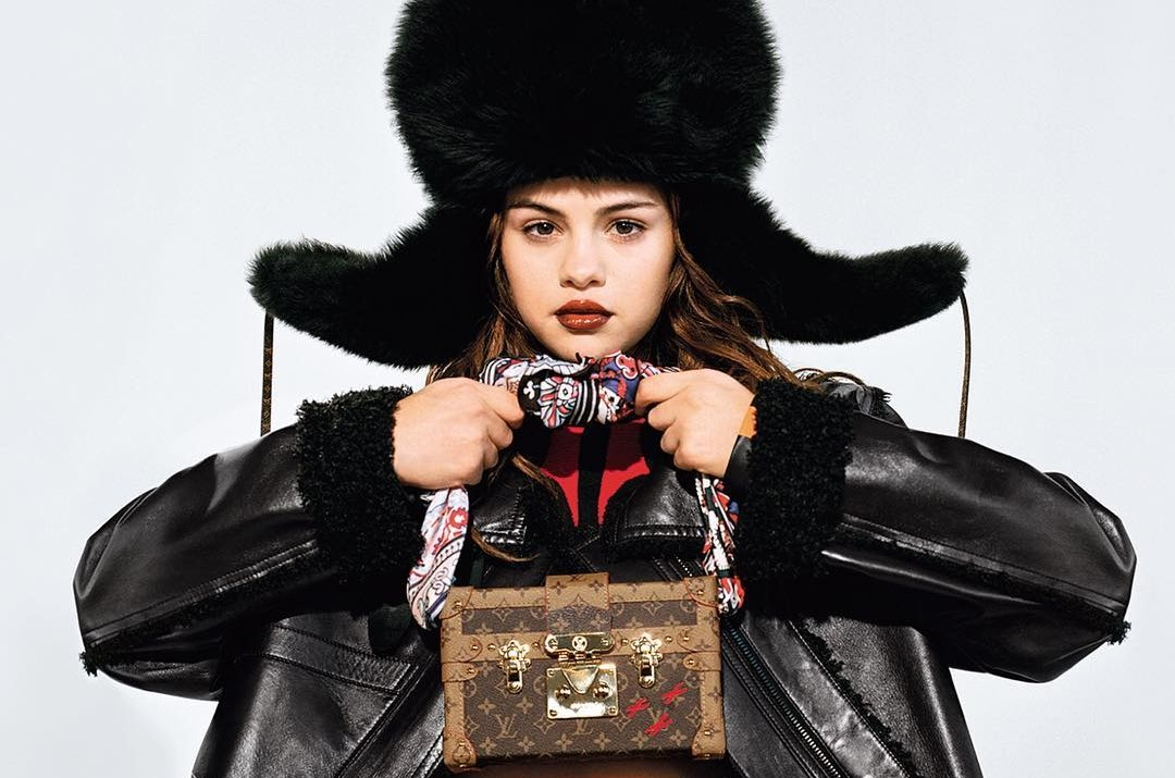 Louis Vuitton's Newest Campaign Features Selena Gomez