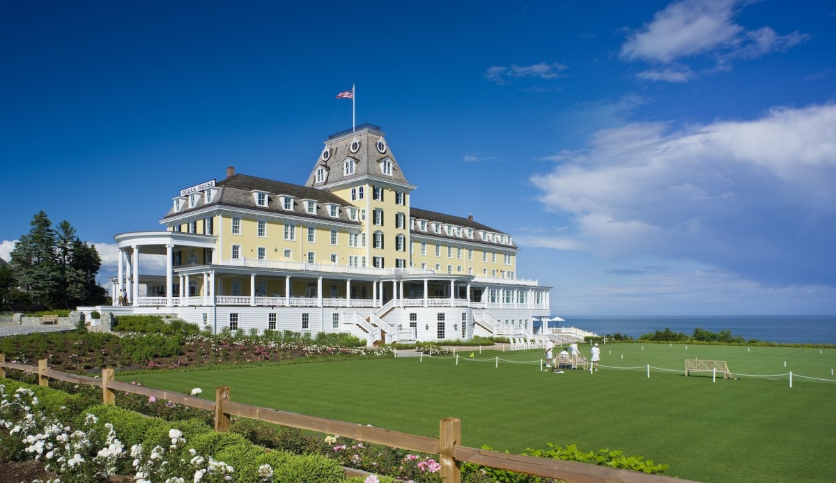 Ocean House: A Seaside Resort from the Gilded Age