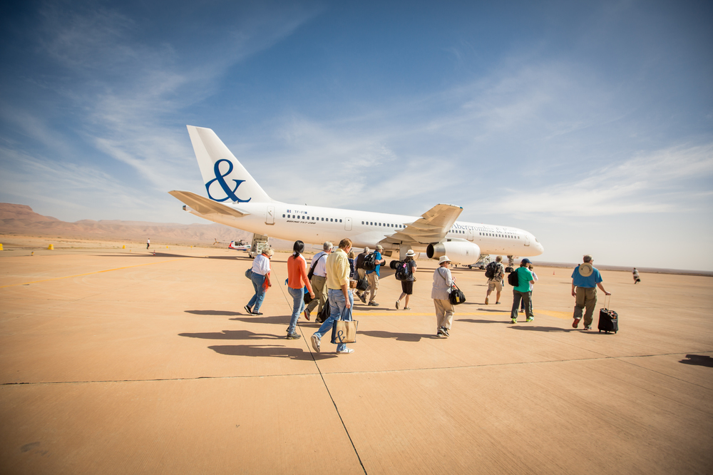 Africa by Private Jet: A Luxe New Journey by Abercrombie & Kent