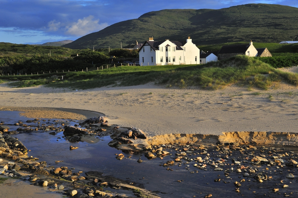 Borve Lodge: Your Vacation In the Scottish Wilderness Awaits