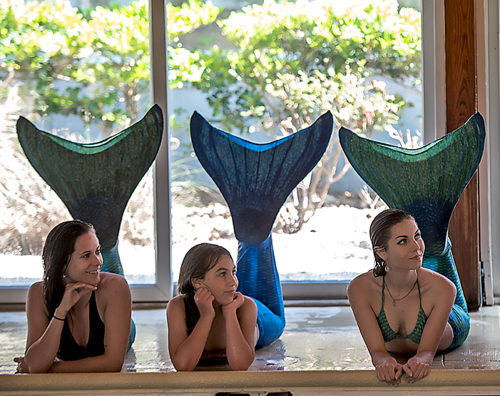 Send Your Little Ones to Mermaid School in North Carolina